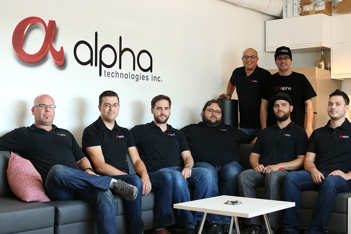 Winnipeg managed services company | Alpha Technologies
